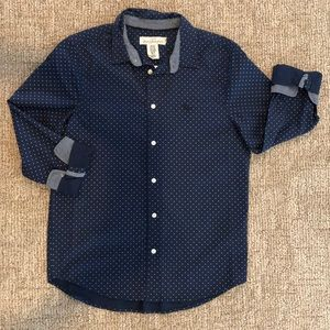 L/S collared shirt 👔 by H&M